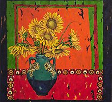 Bouquet of Flowers No.3 by Mahtab  Alizadeh