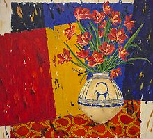 Bouquet of Flowers No.6 by Mahtab  Alizadeh