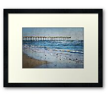 An Ordinary Afternoon Framed Print