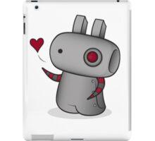 Cutest little Bunny Borg iPad Case/Skin