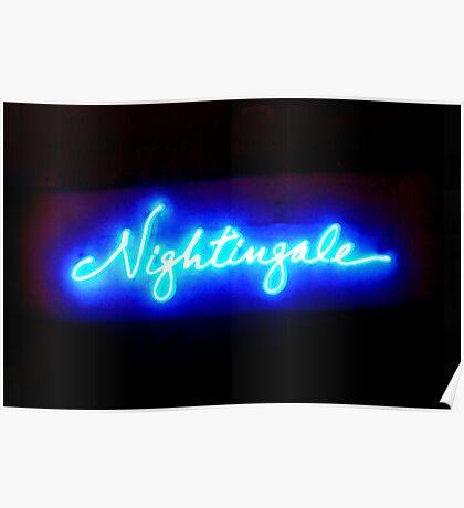 Nightingales Poster
