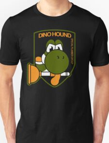 Dino Hound - Special Plumber Group - Fox Edition Unisex T-Shirt