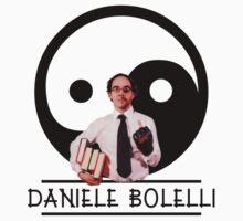 Daniele Bolelli  by ice-grip