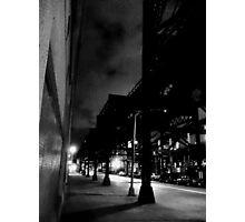 Noir El Photographic Print