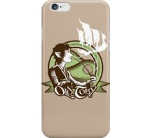 Old Toby - The Finest Weed In The Southfarthing iPhone Case/Skin