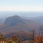 Looking-Glass Mountain / Blue Ridge Parkway by JeffeeArt4u