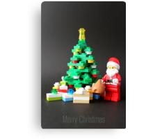 Merry Christmas 2012 Canvas Print