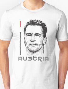 I LOVE AUSTRIA T-shirt T-Shirt