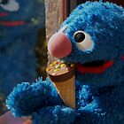 Hungry Grover by ulryka