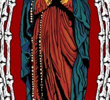 Santa Muerte Sticker
