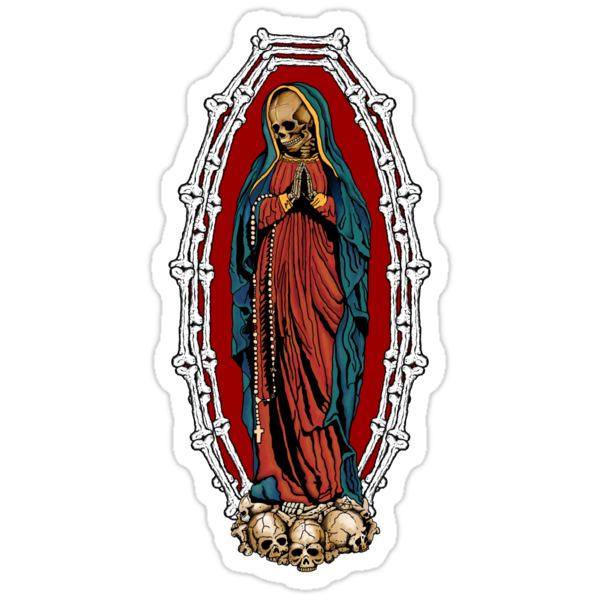 Santa Muerte by ZugArt