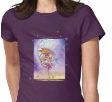 Dragon Dreams Womens Fitted T-Shirt