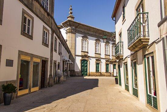 Historical center of Viana do Castelo by João Figueiredo