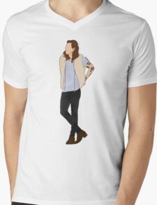 Harry Styles  Mens V-Neck T-Shirt