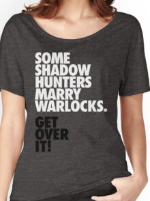 Shadowhunters + Warlocks Women's Relaxed Fit T-Shirt