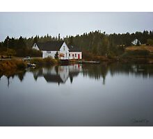 Grand River Cape Breton Nova Scotia Canada Photographic Print