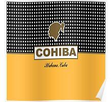 Cohiba Cuban Havana Cigar Poster