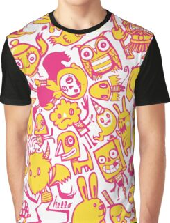 charactertastic Graphic T-Shirt