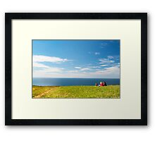 Patch of Green Framed Print