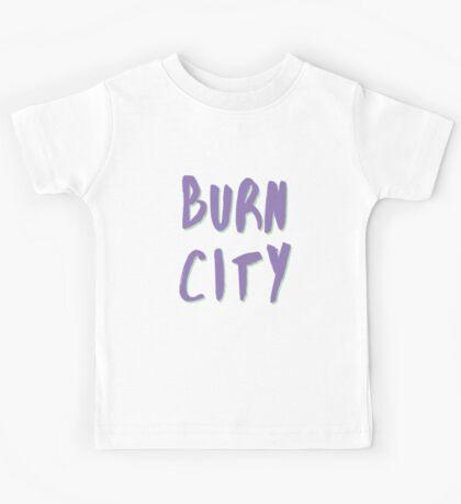 Melbourne - Burn City Kids Tee