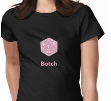botch Womens Fitted T-Shirt