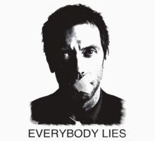 House Everybody Lies by hickmancv