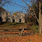 The Hermitage at Ancaster, Ontario by Johannes  Huntjens
