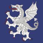 White Dragon by Richard Fay