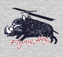 Flying Hog! Kids Clothes