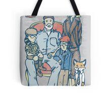 Anderson Family Portrait Tote Bag