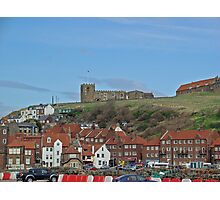 Church on The Hill, Whitby  Photographic Print