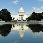 A Capitol Reflection by AH64D