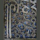 Ethnic Swirls iphone/iphone case by Amanda Latchmore
