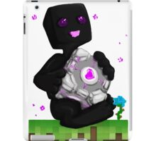 Enderchibi! iPad Case/Skin