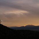 Spring Valley Sunset 2 by elasita