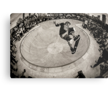Christian Hosoi - Air - New York - Photo Aaron Smith Metal Print
