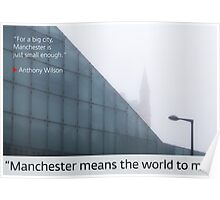 Manchester means the world to me 07 Poster