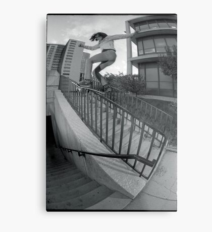 Steve Fauser-Chicago Photo Andrew Hutchison Metal Print