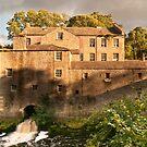 Aysgarth Mill by Stephen Knowles