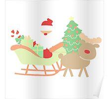 Santa #1 Poster