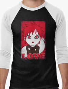 I Love Cute Men's Baseball ¾ T-Shirt