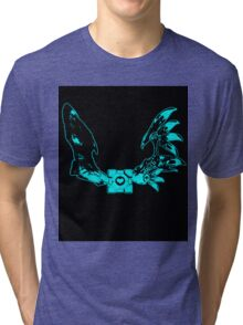 Eternal Wings Tri-blend T-Shirt
