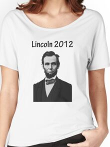 Lincoln 2012 Women's Relaxed Fit T-Shirt