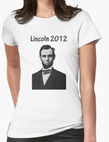 Lincoln 2012 Womens Fitted T-Shirt