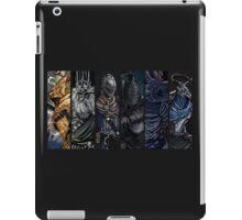 Enemies (2) iPad Case/Skin