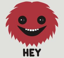 Hey! Little Red Hairy Thing version by onebaretree