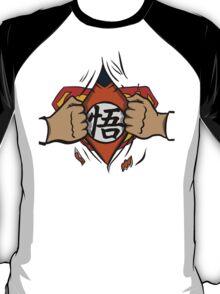 Super saiyan man T-Shirt