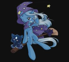 The Great and Powerful Trixie by Sybke