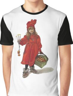 Iduna and the Magic Apples After Larrson Graphic T-Shirt