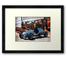 1950 Cooper JAP 1100 MK IV Framed Print